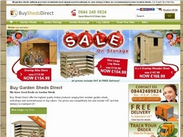 https://www.buyshedsdirect.co.uk/ website