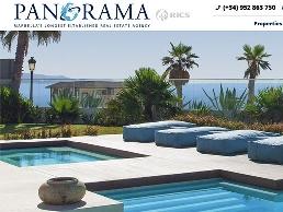 https://www.panoramamarbella.com/ website