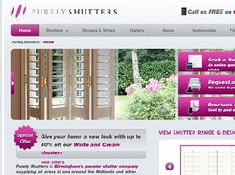 https://www.purelyshutters.co.uk/ website
