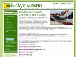http://www.nickys-nursery.co.uk/ website