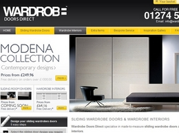 https://www.wardrobedoorsdirect.co.uk website