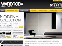 http://www.wardrobedoorsdirect.co.uk website