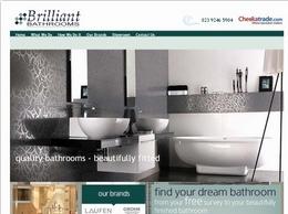 http://www.brilliantbathrooms.co.uk website
