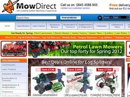 http://www.mowdirect.co.uk website