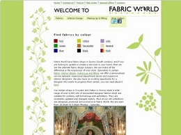 https://www.fabricworldlondon.co.uk website
