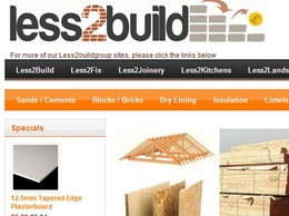 https://www.less2build.com website