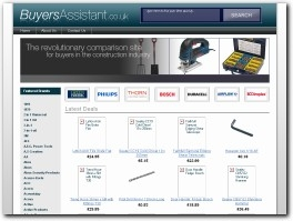 http://www.buyersassistant.co.uk website