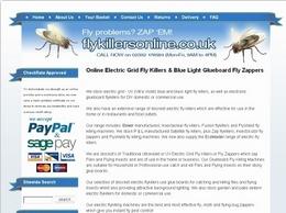 http://www.flykillersonline.co.uk website