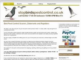 http://www.stopbirdspestcontrol.co.uk/ website