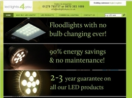 https://www.ledlights4you.co.uk/ website