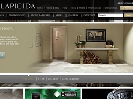 https://www.lapicida.com website