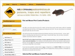 https://www.ratandmousepestcontrol.co.uk/ website