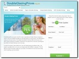 http://www.doubleglazingprices.org.uk website