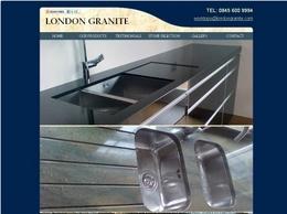 http://www.londongranite.com/graniteworktops.php website