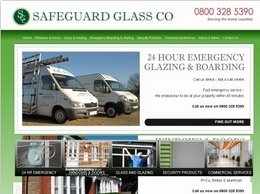 https://www.safeguardglass.co.uk/ website