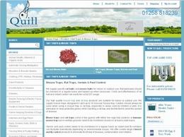 https://www.quillproductions.co.uk/ website