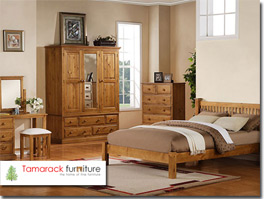 http://www.tamarack-furniture.co.uk website