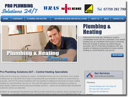 http://www.proplumbingsolutions247.co.uk/ website