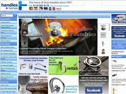 http://www.handles4homes.co.uk website