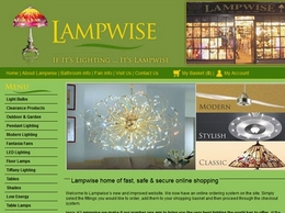 https://www.lampwise.co.uk website