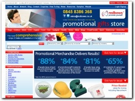 https://www.promotionalgiftsstore.co.uk website