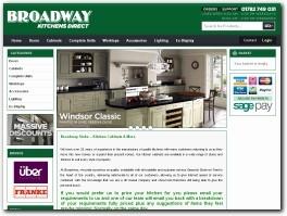 http://www.broadwaykitchensdirect.co.uk/ website