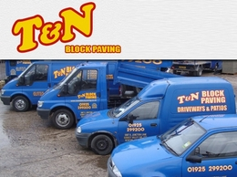 http://www.tandnblockpaving.co.uk/ website