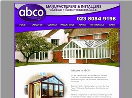 https://www.abcowindows.co.uk/ website