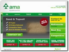 http://www.amaaggregates.co.uk/ website
