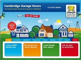 http://www.cambridgegaragedoors.co.uk/ website
