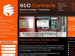 http://www.sdcontractsuk.co.uk website