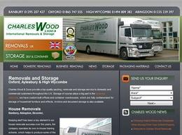 http://www.charles-wood.co.uk/ website