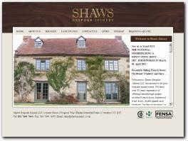 http://www.shawsjoinery.co.uk/ website