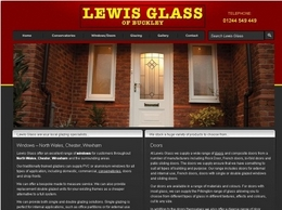 https://www.lewisglassltd.co.uk/ website