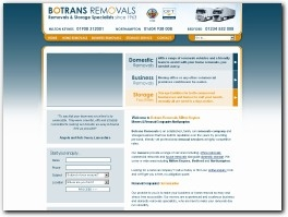 https://www.botrans-removals.co.uk/ website
