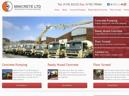 http://www.mincrete.co.uk website