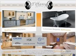http://www.tiffanykitchensandbathrooms.co.uk/ website