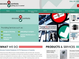 http://www.accesscontrolsolutions.co.uk/ website