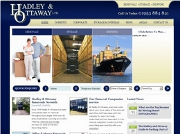 https://www.hadleyandottaway.co.uk/ website