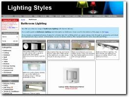 https://www.lightingstyles.co.uk/bathroom-lighting website