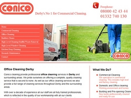 http://www.conicocleaning.co.uk/ website