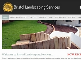 https://www.bristollandscapingservices.co.uk/ website