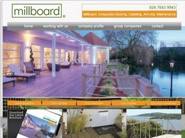 https://www.millboard.co.uk/ website