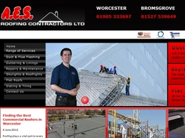http://www.aesroofing.co.uk/commercial website