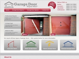 http://www.garagedoorrepairman.co.uk/ website