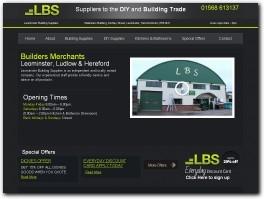 http://www.leominsterbuildingsupplies.co.uk/ website