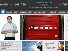 http://www.attenboroughdoor.co.uk/ website