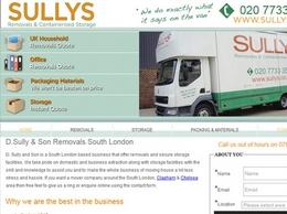 https://www.sullys.co.uk/ website