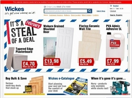 https://www.wickes.co.uk/ website