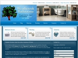 https://www.weatheroakplumbing.co.uk/ website